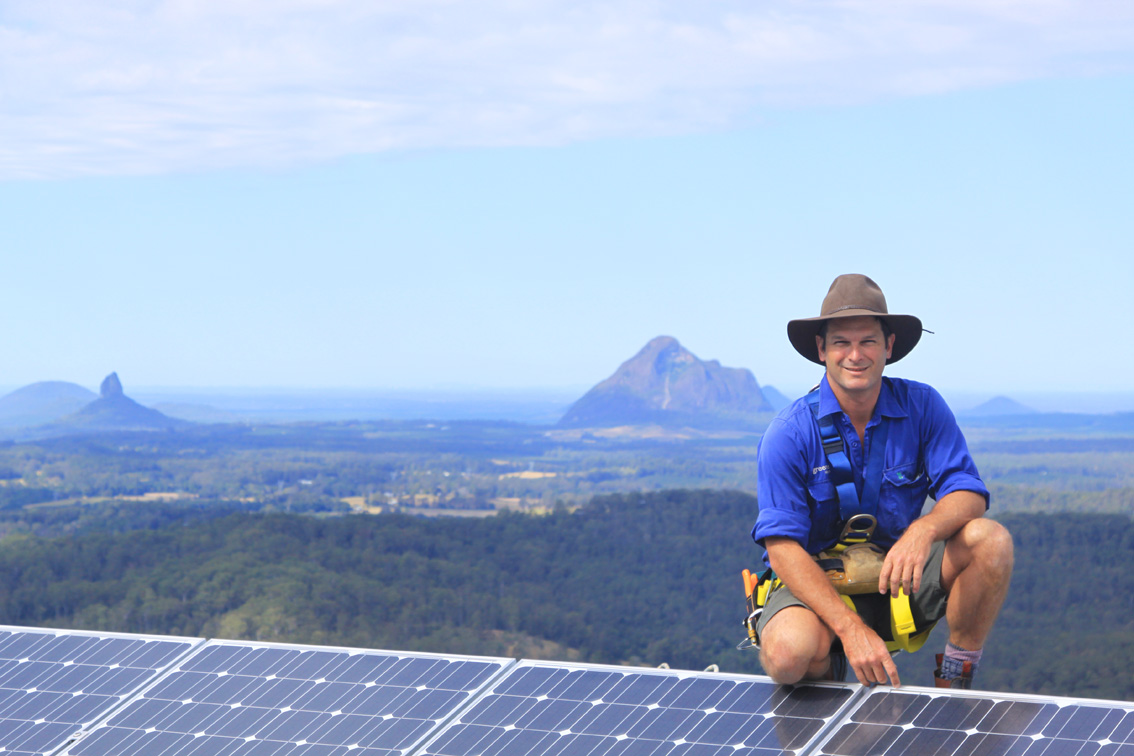 Solar Panel Installation Service Provider - Local Business